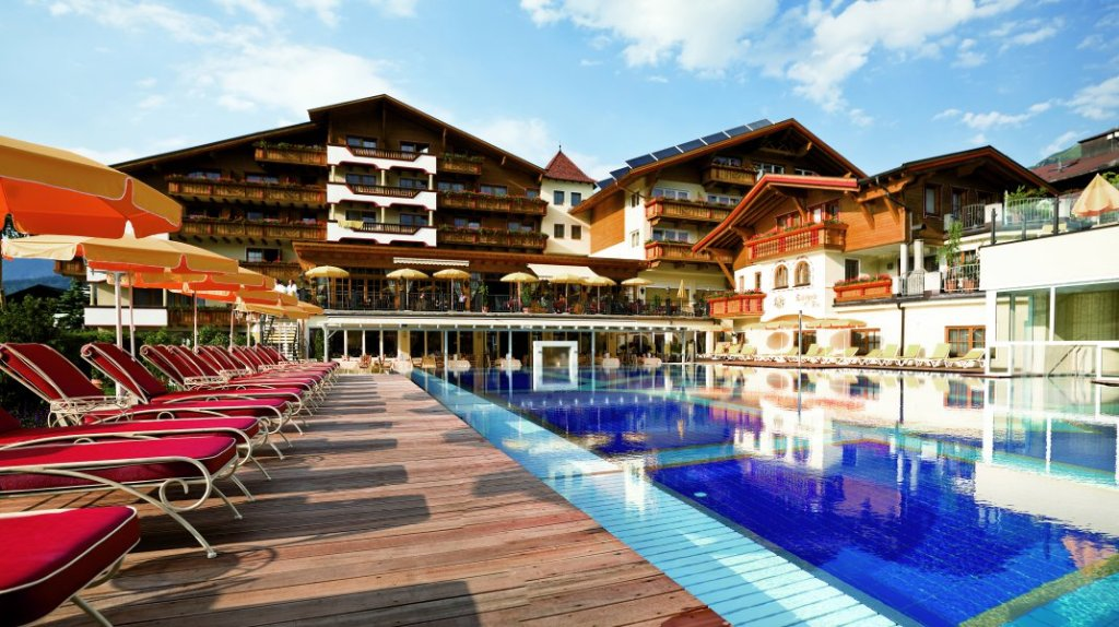 Family und Spa Resort Alpenpark
